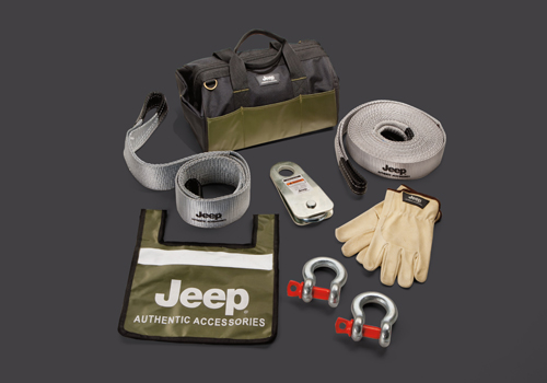 M510RR425-Mopar-Jeep-Wrangler-Winch-Accessory-Recovery-Kit Kar Kraft