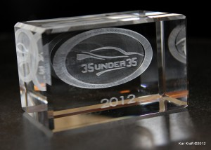 SEMA Award 2012 Top 35 Under 35 Automotive Executives