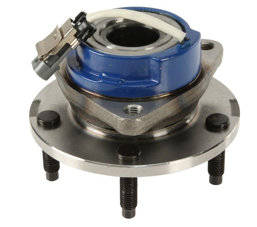 512153, 88967288, Wheel Hub Assembly