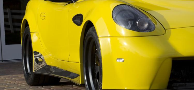 2015 Panoz Esperante Spyder GT Debutes