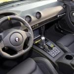 2015 Panoz Esperante Spyder GT prototype Interior